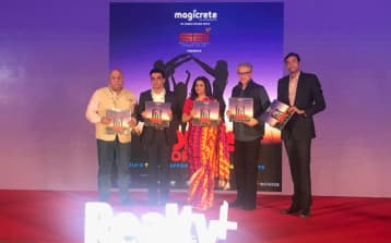 The unveiling of Coffee Table Book – Homes for All (India's Top 100 Affordable Housing Projects)